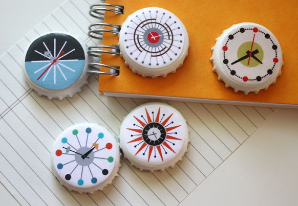How_To_Mid_Century_Clock_BottleCap_Magnets.jpg