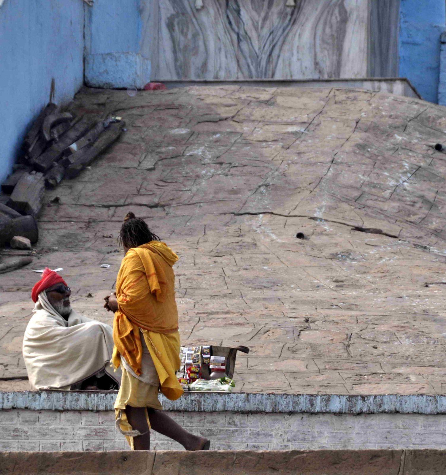 Varanasi de son nouveau nom, la magie à l'etat pur
