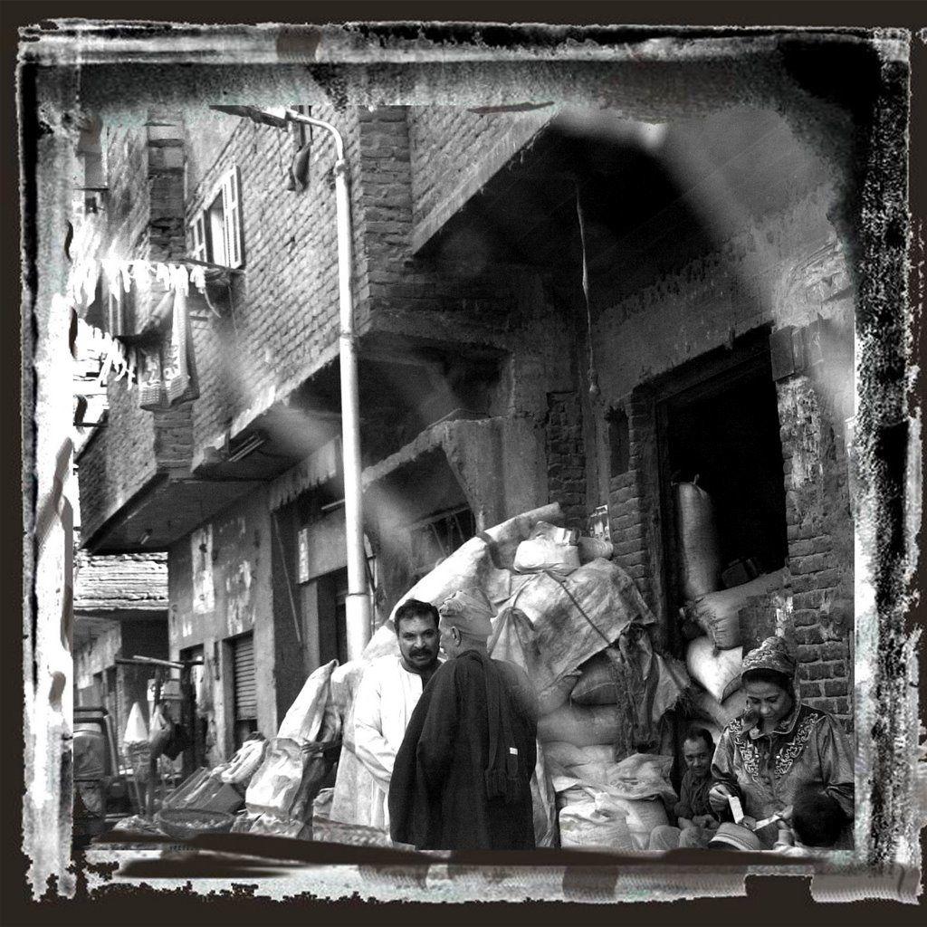 Le quartier le plus pauvre du Caire...habité par des gens formidables.