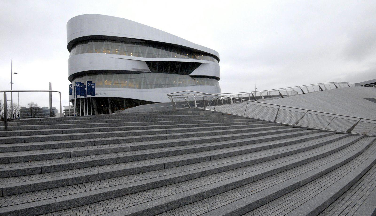 REPORTAGE  MUSEUM-MERCEDES