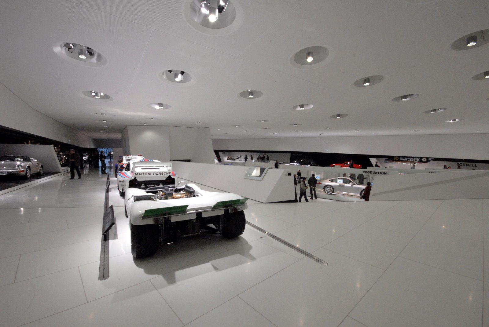 REPORTAGE  MUSEUM-PORSCHE