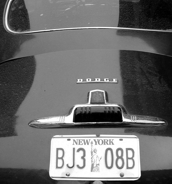 REPORTAGE NEW-YORK-B&W