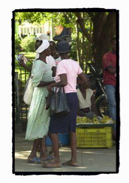 REPORTAGE PORTRAITS-HAITI