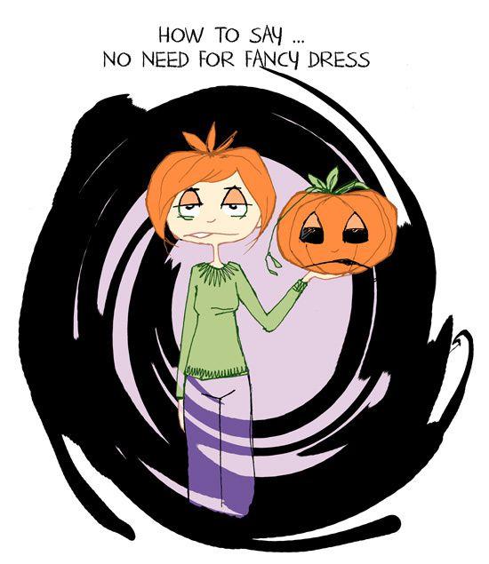 halloween en