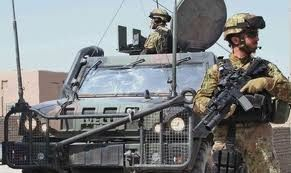 afghanistan contingente isaf uccide insurgent in scontro a