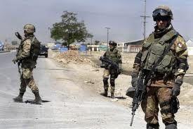 militari italiani lasciano herat ad afgani 21 luglio 2011