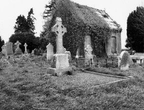 irish graveyard NB 7.6CM