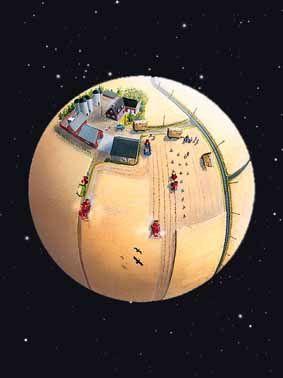 Planète Moissons