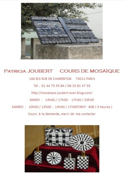 Cours 2012