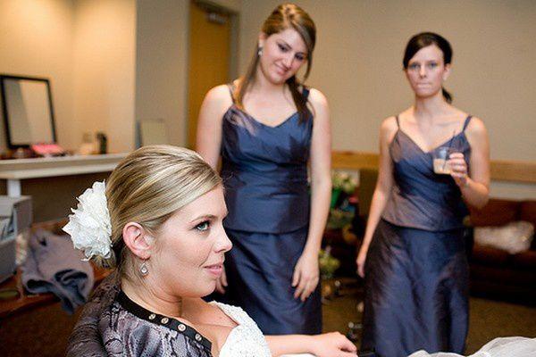 Mariage : quelques photos des