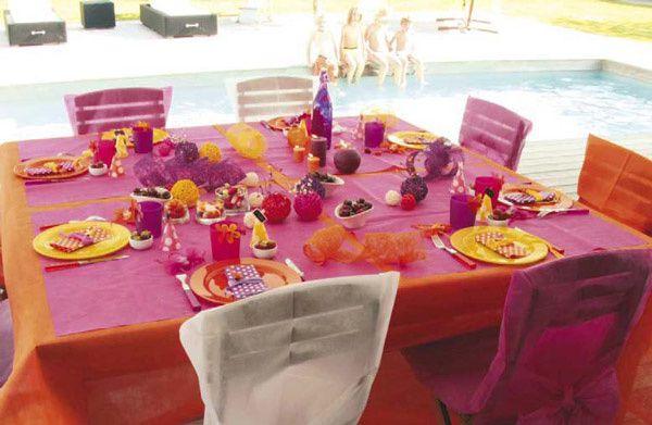 Decoration De Mariage Estivale 21 Nimes  grupocool.info