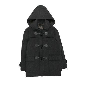 barbour-mixte-fille-garcon-duffle-coat-perm-noir-1-copie-1