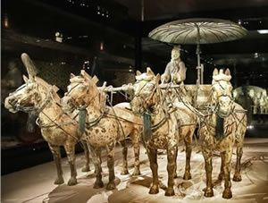bronze-chariot-and-horses-of-terracotta-warriors