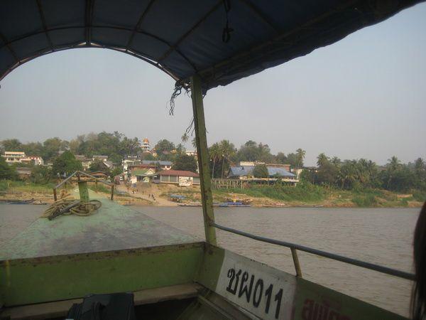 Poste Frontière Thailande Laos 31