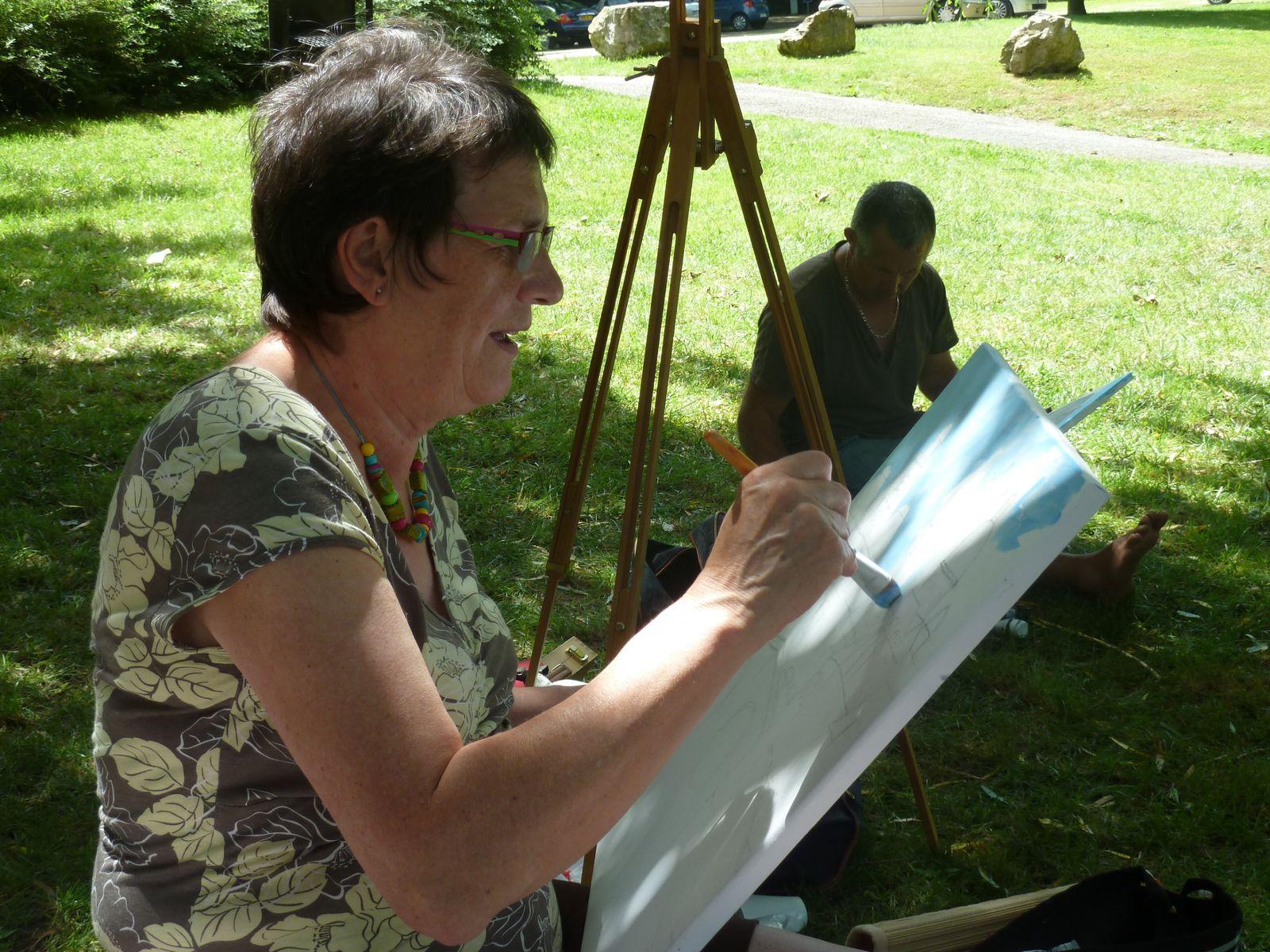 Album - Atelier peinture/ Sculpture