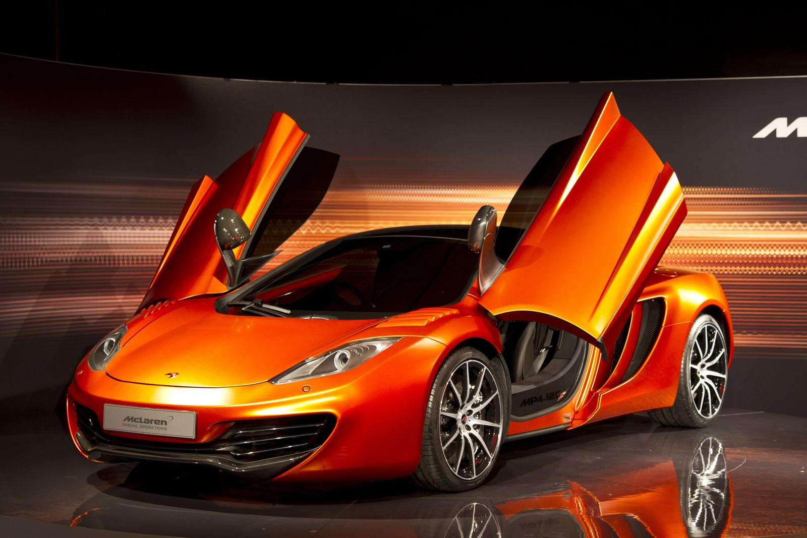Official Press release - McLaren special operations: Bespoke ...