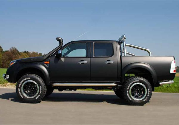 ford ranger 2010 by delta 4x4 off road generation. Black Bedroom Furniture Sets. Home Design Ideas