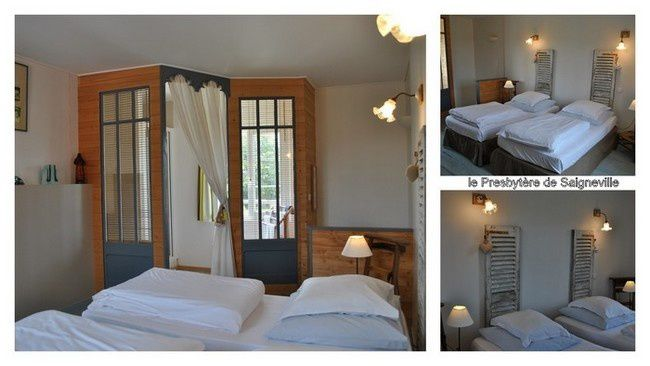 chambre n 4 le presbyt re de saigneville chambres d 39 h tes baie de somme. Black Bedroom Furniture Sets. Home Design Ideas