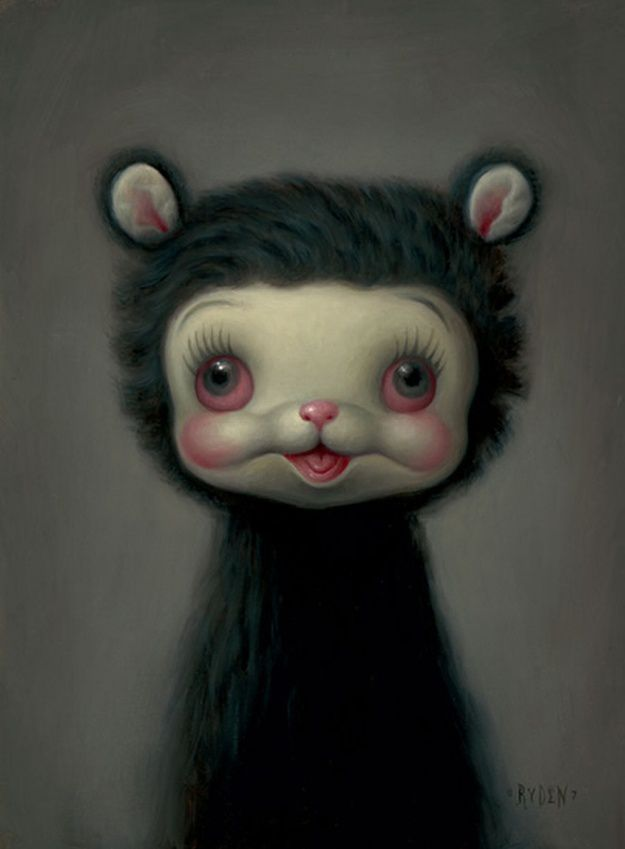 mark-ryden-grey-animal-2007