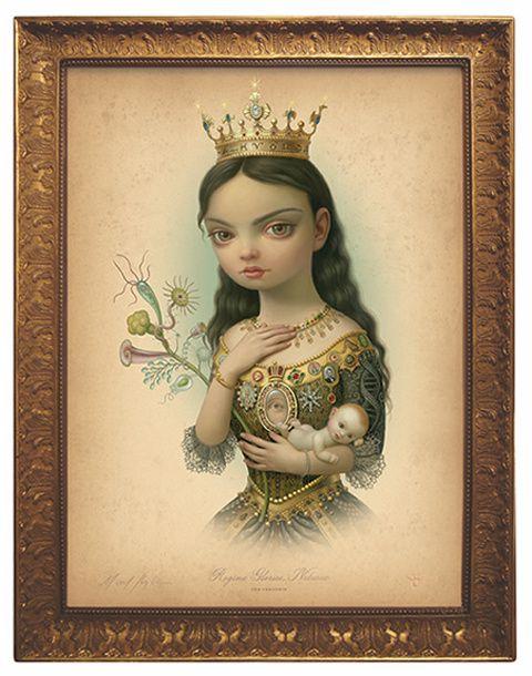 regina mark ryden