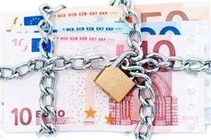 Billets cadenassés