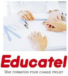 Educatel - prothesiste ongulaire