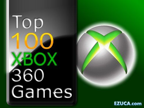 top 100 games for xbox 360