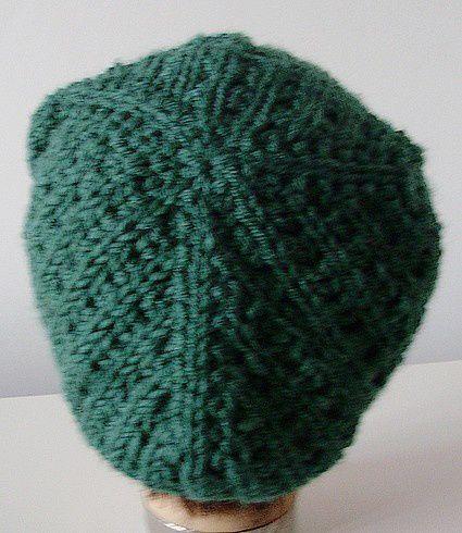 Bonnet Vert sapin 2