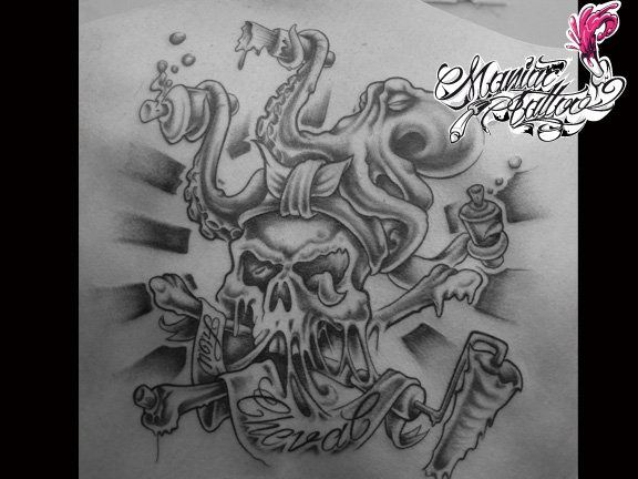 Studio de tatouage Maniac tattoo 25 rue de Pontoise 78100 Saint Germain en Laye Tel : 01.30.61.48.53