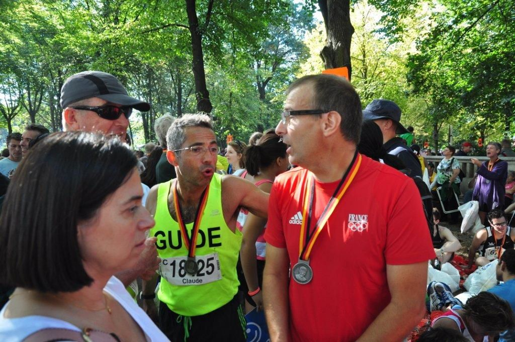 2eme Album Marathon Berlin