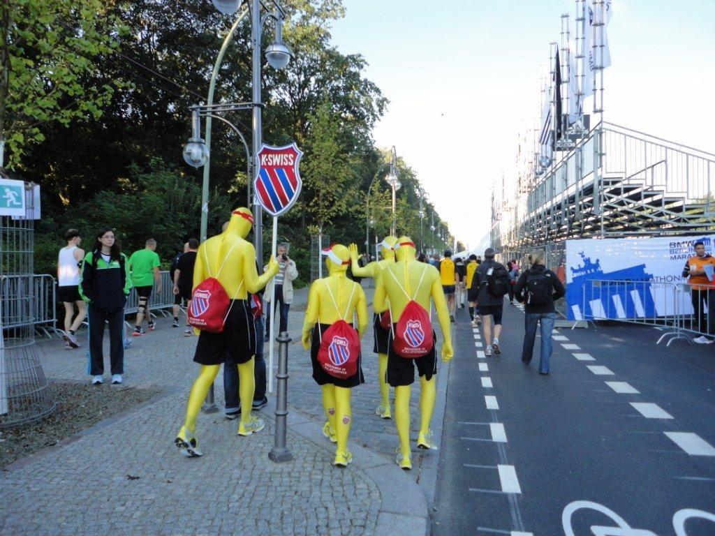 Marathon de Berlin 2011