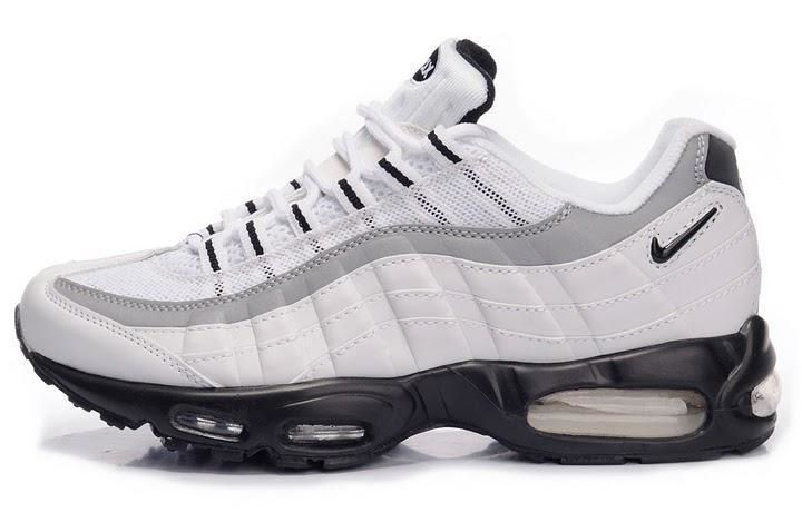 finest selection c6ece e5655 Air Max 95 White Men shoes