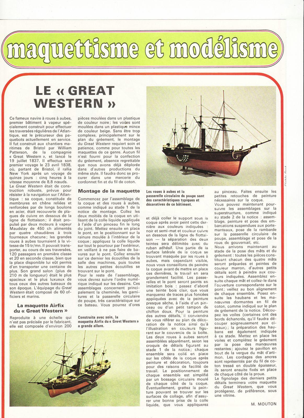 bateau Great Western 00