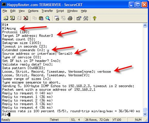 Using the Ping Command In The Cisco IOS - Cisco &