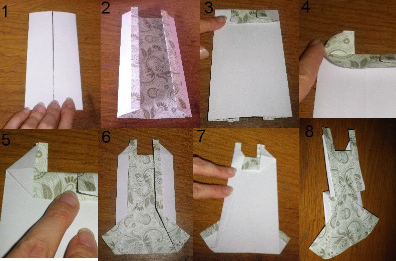 Redirecting to - Robe en origami ...