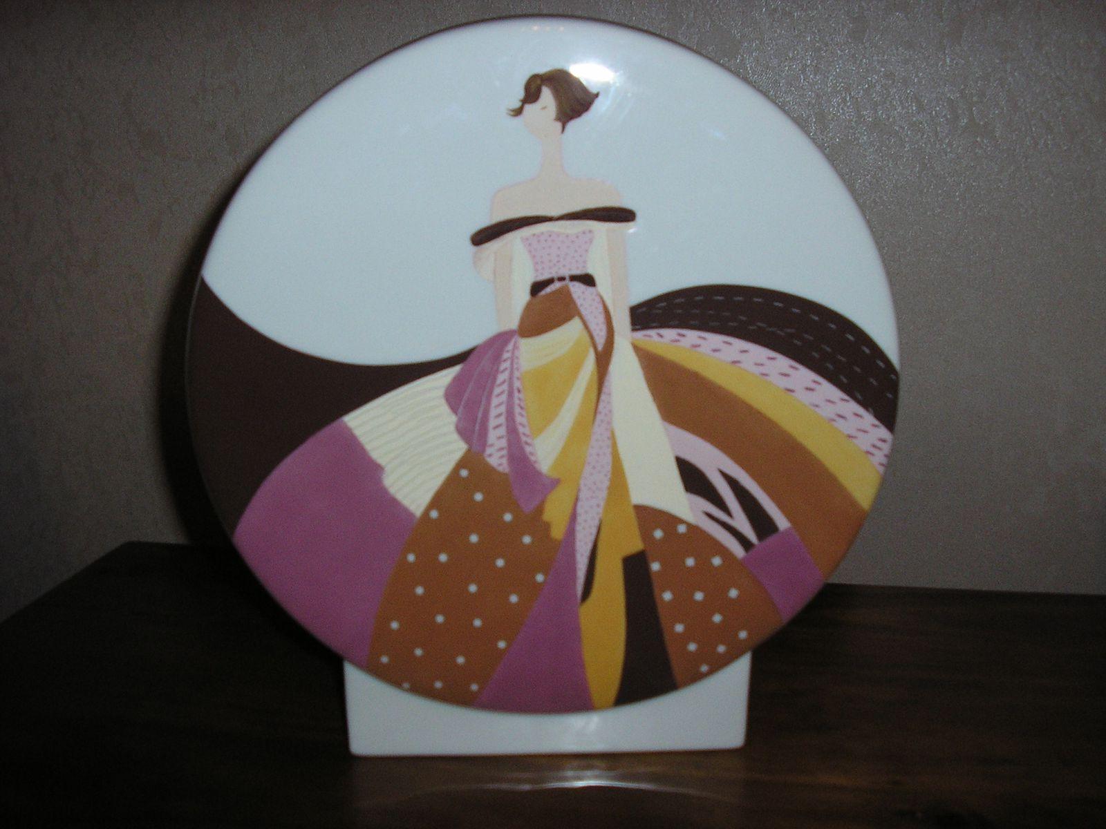 Album - Peinture-sur-porcelaine