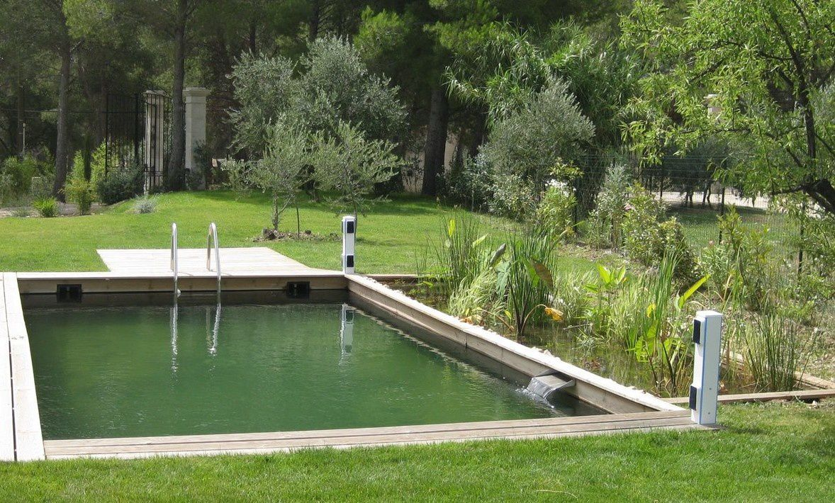 Piscine naturelle en kit for Construction piscine kit