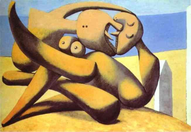 Pablo-Picasso---Figures-on-a-Beach-.JPG