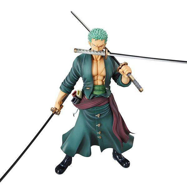 figurine one piece pop zoro. Black Bedroom Furniture Sets. Home Design Ideas