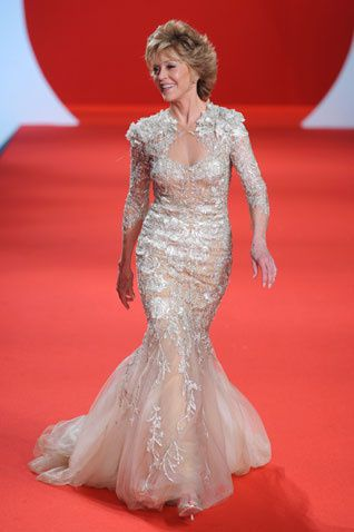 Jane FonDA Cannes Japon