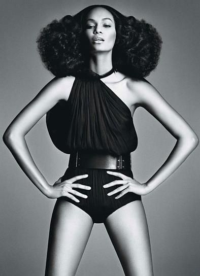 Joan Smalls W Juin 2011