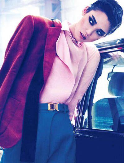 Tao Okamoto Harper's Bazaar 6