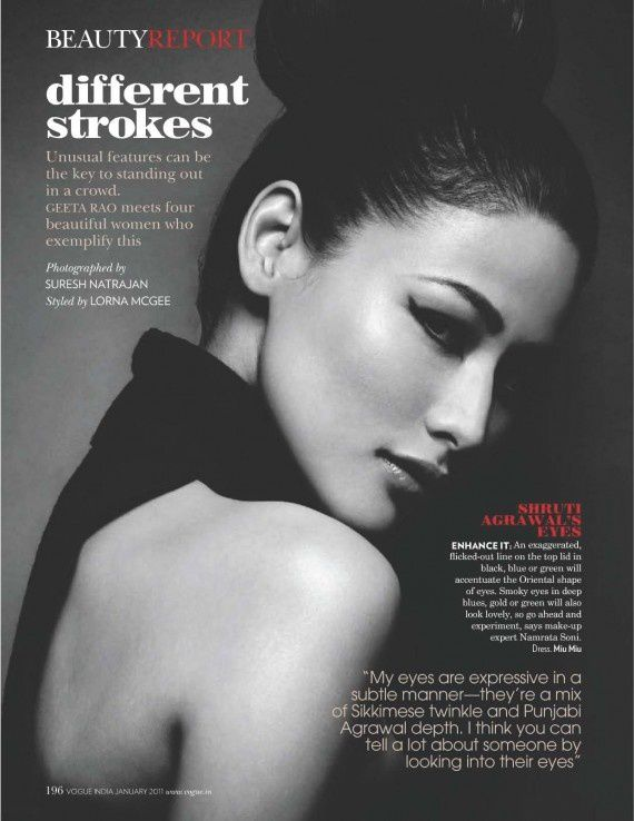 Different Strokes Vogue India January 2011 - 4