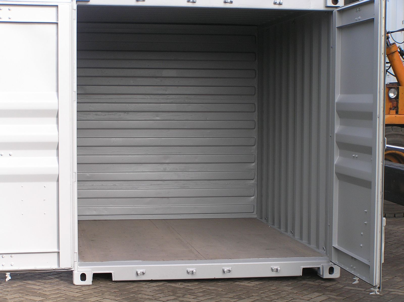 Amnagement de container good emplacement modules de for Amenager un container
