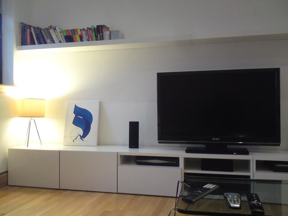 album 4 banc tv besta ikea r alisations clients. Black Bedroom Furniture Sets. Home Design Ideas