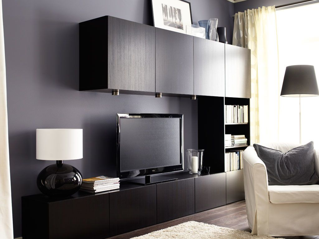 ensemble meuble tv ikea id es d coration int rieure. Black Bedroom Furniture Sets. Home Design Ideas
