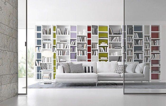Album - 14 - Bibliothèques et Ensembles avec caissons Design pour l'inspiration (divers marques)