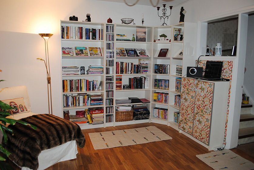 Album - 9 - Bibliothèques gamme Billy, Kallax (Expedit), réalisations clients.