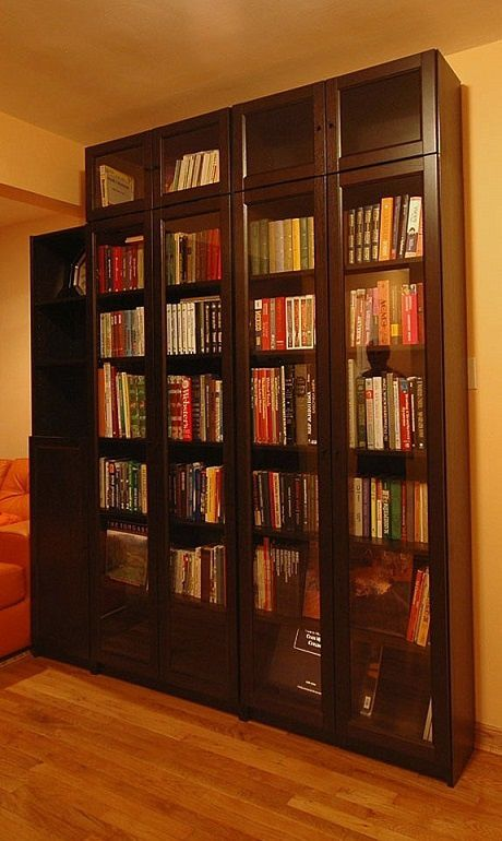 album 9 biblioth ques gamme billy kallax expedit r alisations clients changement de. Black Bedroom Furniture Sets. Home Design Ideas