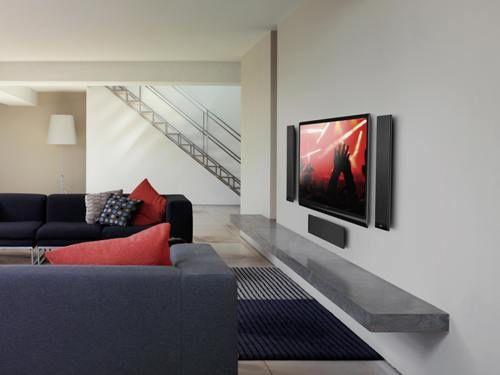 Album - 19 - TV accrochée au mur ou intégrée (série 2)